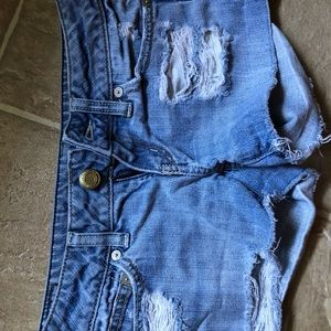 American Eagle Shorts Size 0